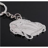 【厂家直销】锌合金抽象漫画平板老爷车钥匙扣汽车钥匙扣可加印
