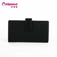 diplomat/外交官男士商务时尚皮夹优质钱包DL-1126-3