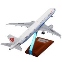 1:200 JC Wings中国国际航空A321客机空客飞机模型合金成品摆件