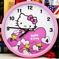钟表客厅超静音挂表创意时钟儿童卡通卧室挂钟现代简约石英钟