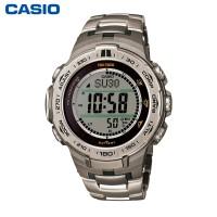 Casio/卡西欧登山系列 PRW-3100T-7 户外运动男表太阳能表