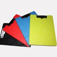 定制 时尚文件夹合约夹板多彩时尚签约夹写字板 学习办公用品