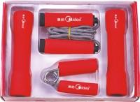 厂家直销家庭组合套装 小型健身锻炼器材 跳绳哑铃握力器五件套