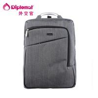 diplomat/外交官  时尚商务双肩手提背包DB-726L