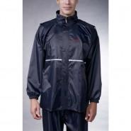 销售订制牛津夜光套服 雨衣雨裤套装 可批发印制广告logo 500起订