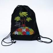 定做 背包袋 抽绳 双肩 定做 无纺布 抽拉式布袋子定制LOGO