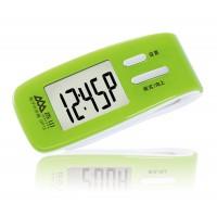 香山电子计步器 多功能智能手环走路跑步手表老人记步器计数器12
