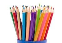 彩色木质铅笔 绘图木质铅笔 学生卡通创意铅笔 环保HB铅笔