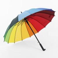 变色龙定制广告伞折叠伞大遮阳伞会展福利宣传礼品可印字